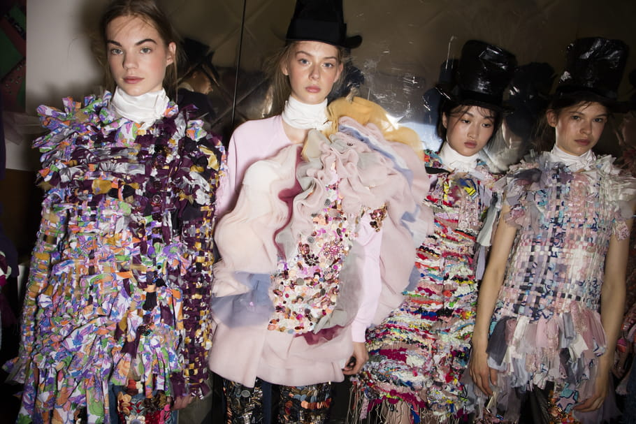 Upcycling, quand la mode croit à la réincarnation