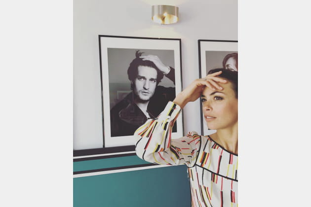 Berenice Bejo rend hommage à Louis Garrel