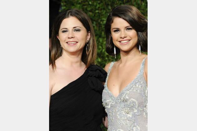 Selena Gomez et sa mère Mandy Teefey