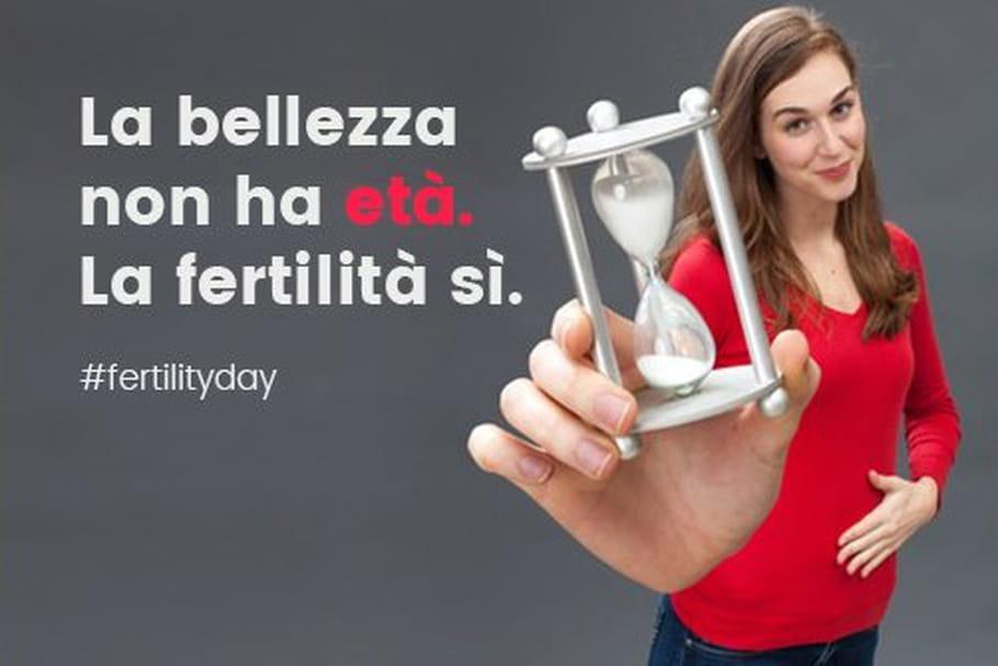 Une campagne pour la fertilité provoque un tollé en Italie