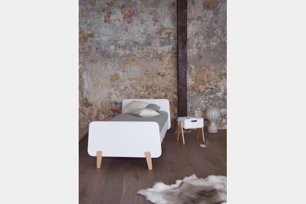 Le lit MM de Laurette