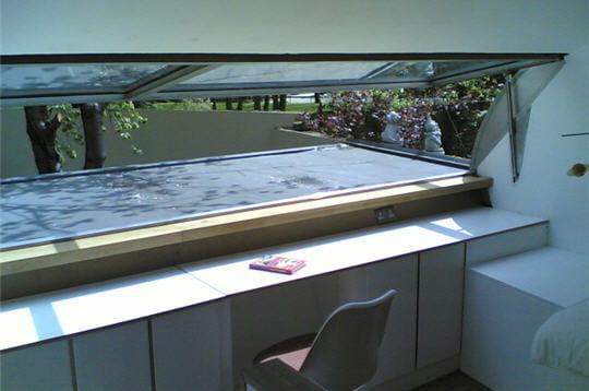 des chambres sous le toit. Black Bedroom Furniture Sets. Home Design Ideas