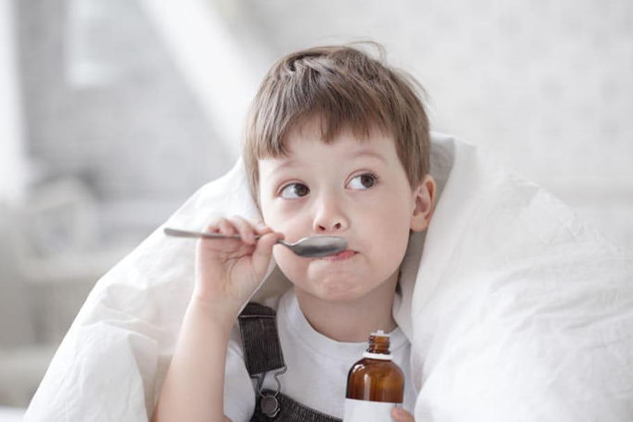 La codéine définitivement interdite aux enfants de moins de 12ans