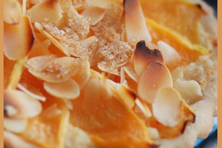 Tartelette au melon