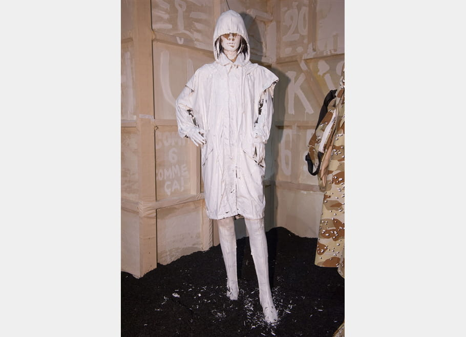 Mm6 Maison Margiela - passage 10