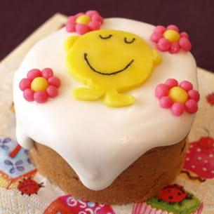 muffin monsieur heureux