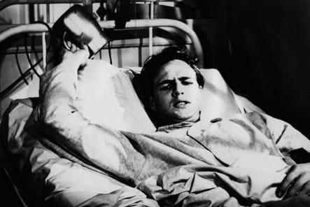 Mort Marlon Brando C'était des hommes, 1950