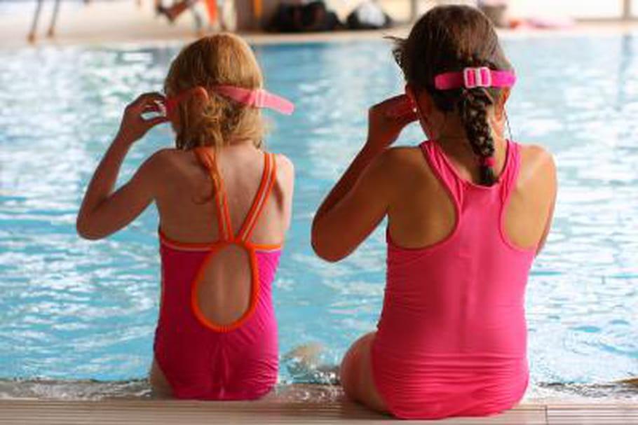 Aidez vos enfants à se jeter à l'eau