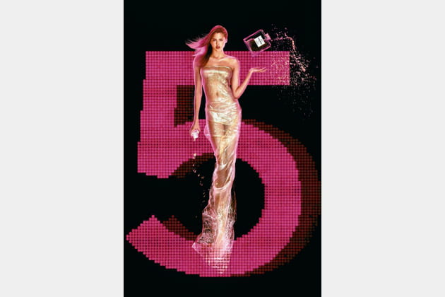 La campagne Chanel N°5de 2000