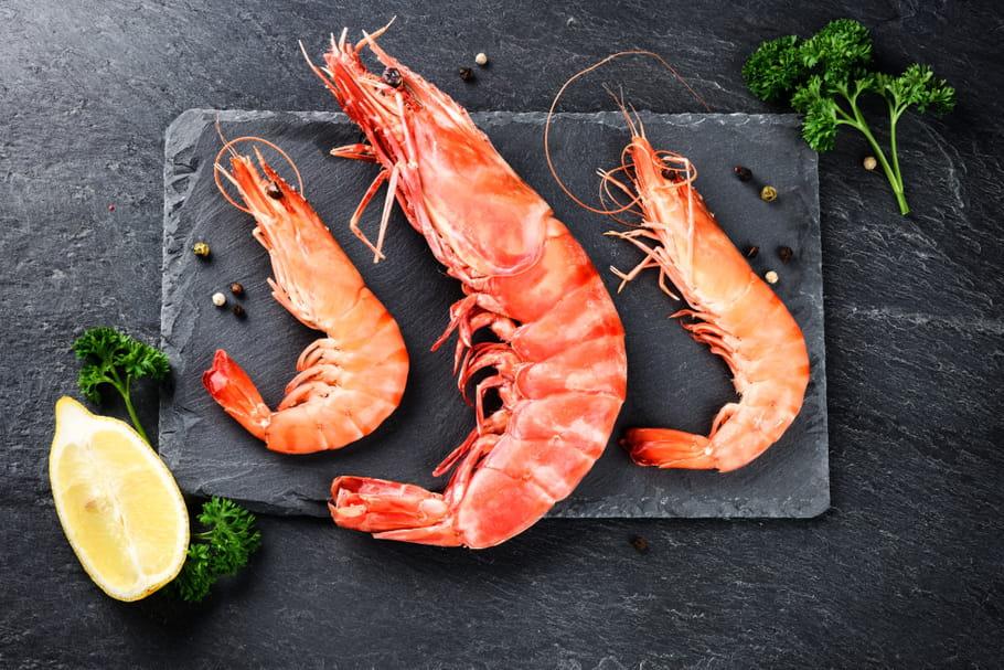 Comment déveiner crevettes et gambas