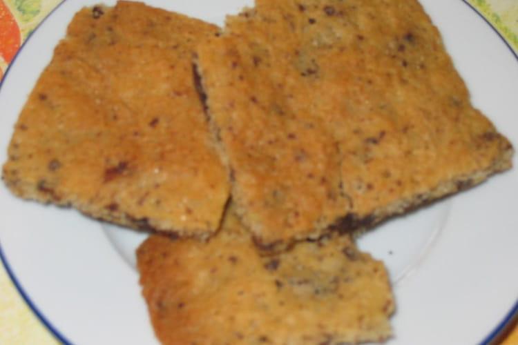 Cookies aux pépites de chocolat extra moelleux