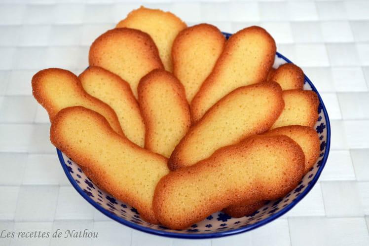 Recette langues de chat biscuits - Langue de chat cuisine ...