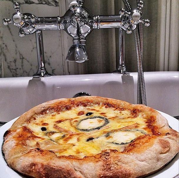 Jean Imbert bain pizza