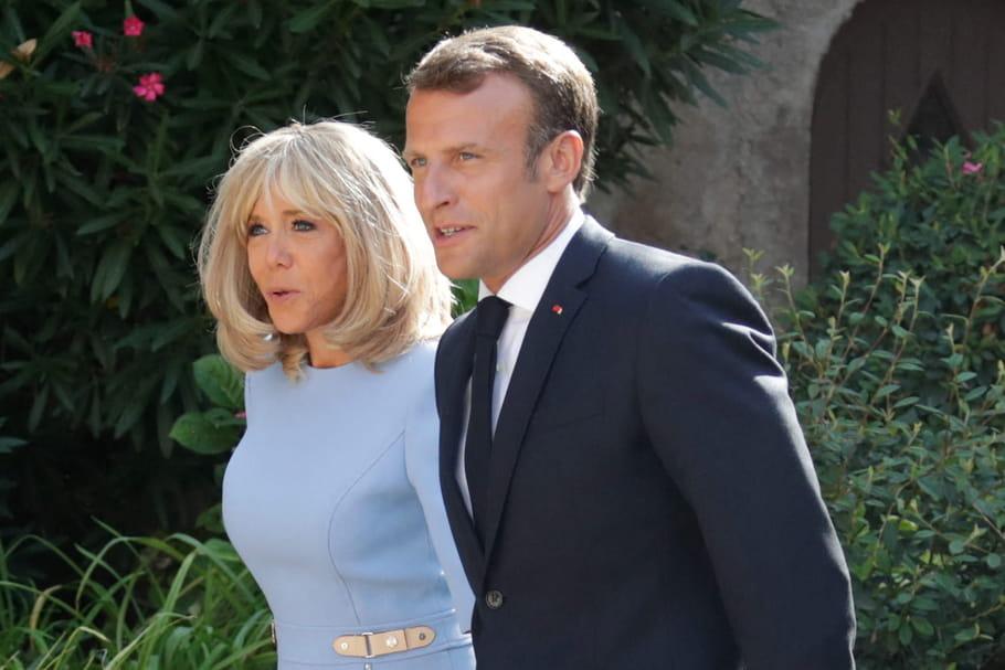 Les Macron à Brégançon: vacances, rénovations et dépenses salées