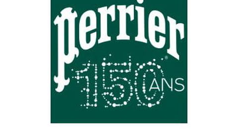 Perrier, une marque qui bulle depuis 150 ans