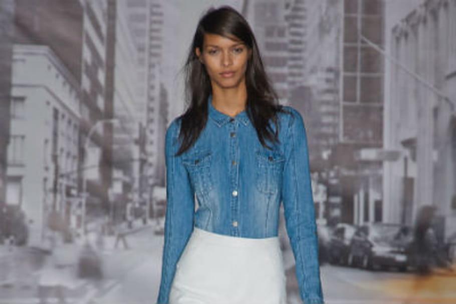Fashion week: New-yorkaise en mouvement chez DKNY