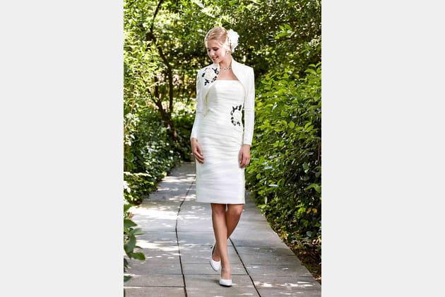 Robe de mariée Aragonite de Point Mariage