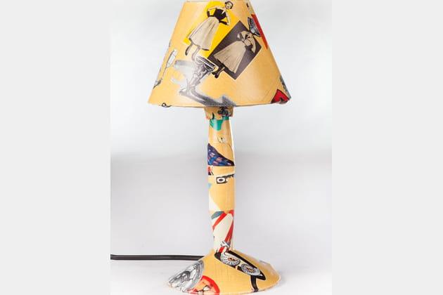 Lampe Miss Sissi Bio-On Vincent Darré