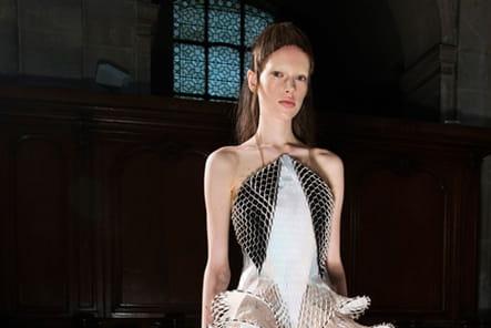 Iris Van Herpen (Backstage) - photo 8
