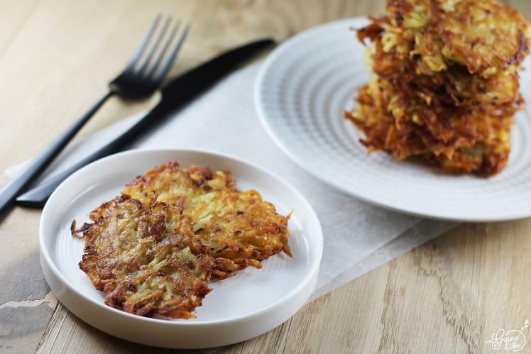 Râpé de pommes de terre (Grumbeerekiechle)