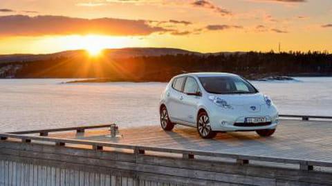 La Nissan Leaf au top en Norvège