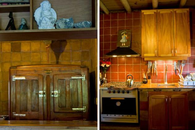 Une cuisine chaleureuse - Deco cuisine chaleureuse ...