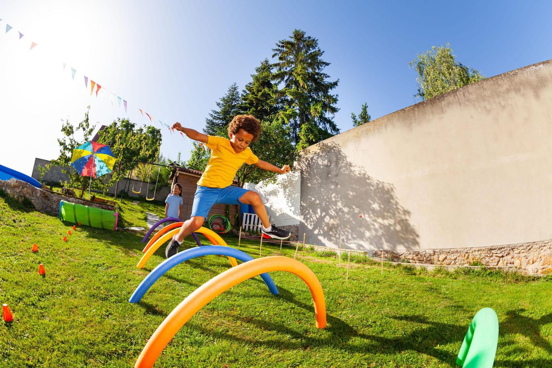 Meilleurs jeux d'extérieur pour enfant