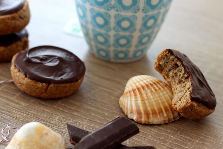 Palet Breton Blé Noir et Chocolat
