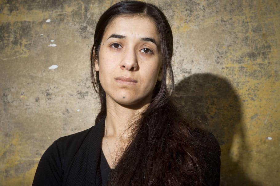 Prix Sakharov: deux rescapées de Daech primées