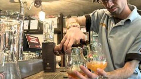 Au Mexique, la bière artisanale fait mousser les clients