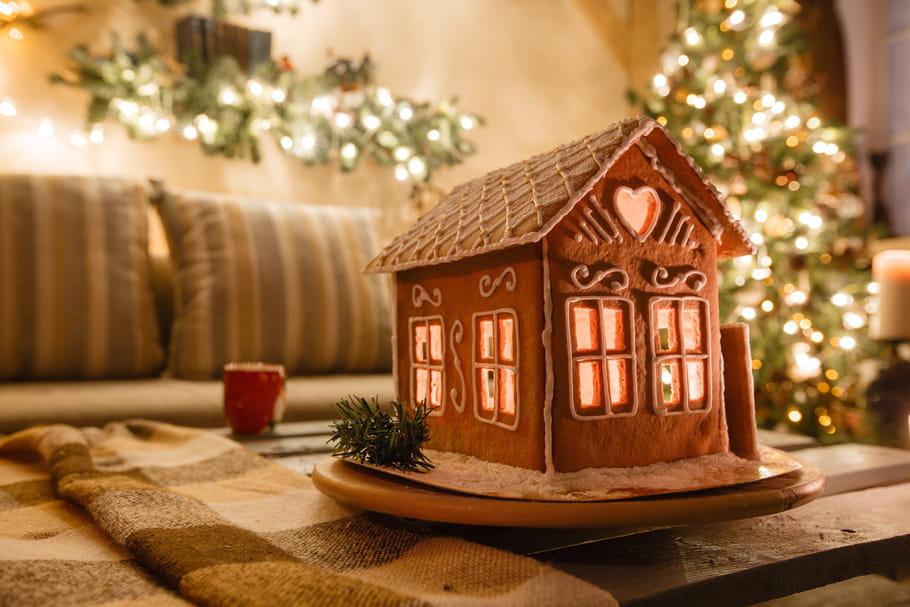 Gâteau et biscuit de Noël: recettes simples et originales