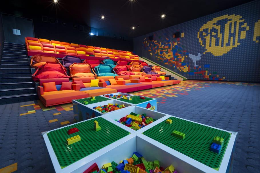 La salle Mômes invite les enfants à découvrir le cinéma en s'amusant!