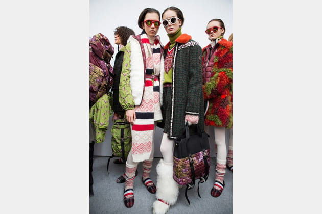 Moncler Gamme Rouge (Backstage) - photo 39