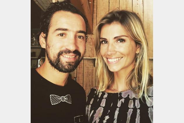 Pierre Augé et sa Miss