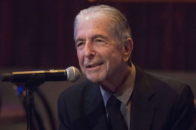 """An evening with Leonard Cohen"", septembre 2014"