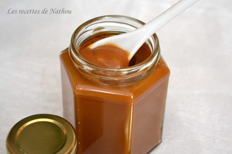 Crème caramel au beurre salé