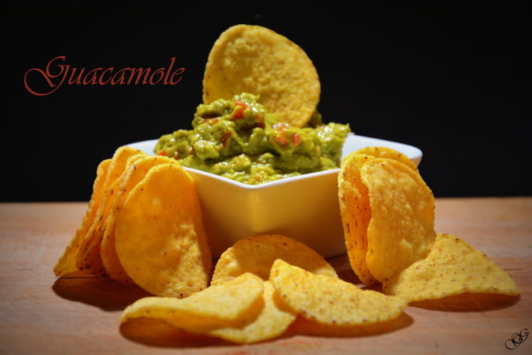 Guacamole au gingembre