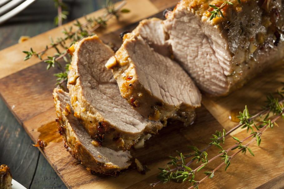 Comment obtenir un rôti de porc moelleux?