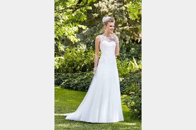 Robe de mariée Lina de Point Mariage