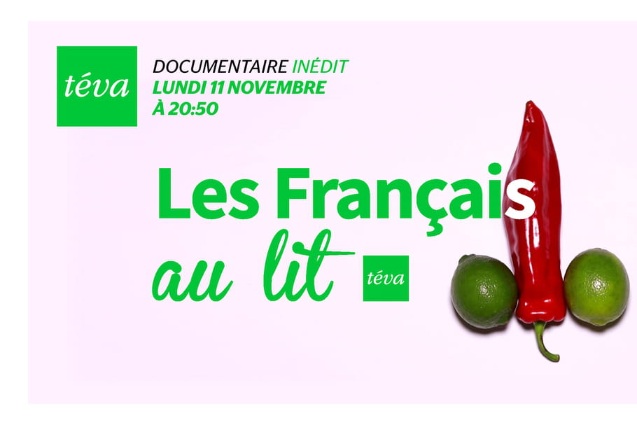 Les Français Au Lit parlent érection, sodomie et plan à 3sur Téva