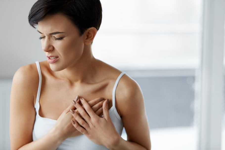 Infarctus chez la femme: quels sont les signes et comment l'éviter?