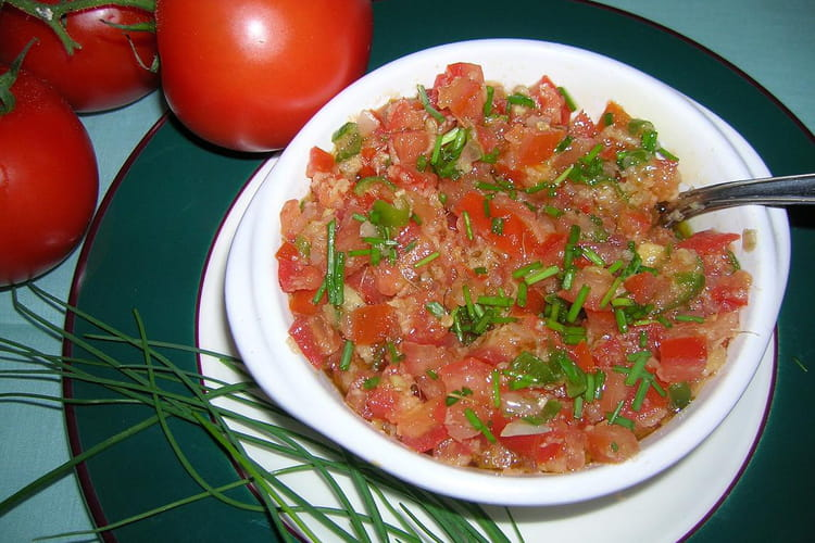 Rougail tomates
