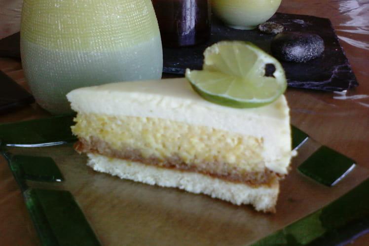 Douceur mangue-citron vert