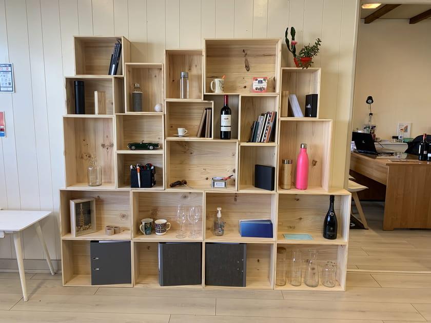L'objet du désir: le kit bibliothèque de chez Mabouteille.fr