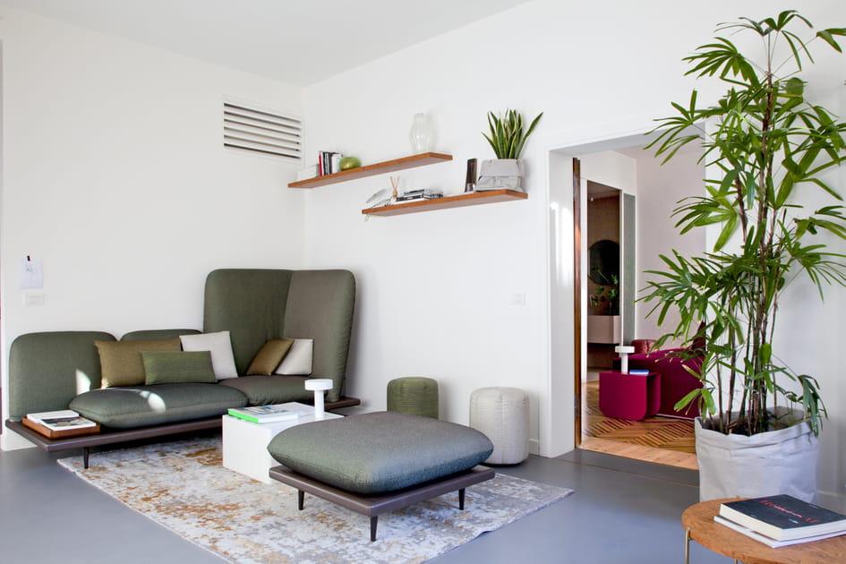 Le plein d'idées déco pour imaginer un salon moderne à souhait