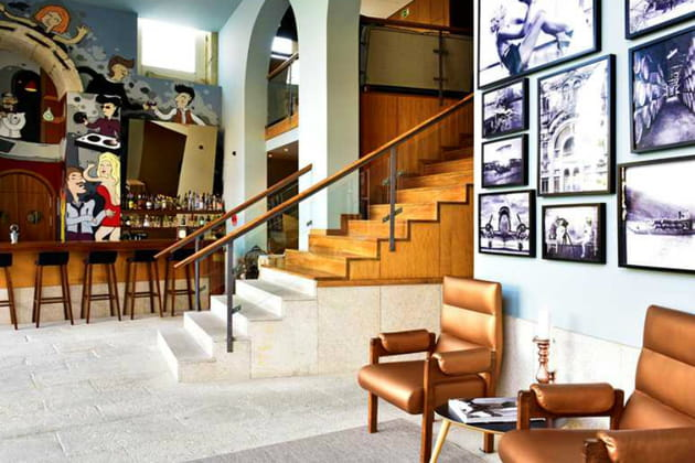Bar Héritage Café, Pestana Vintage Porto