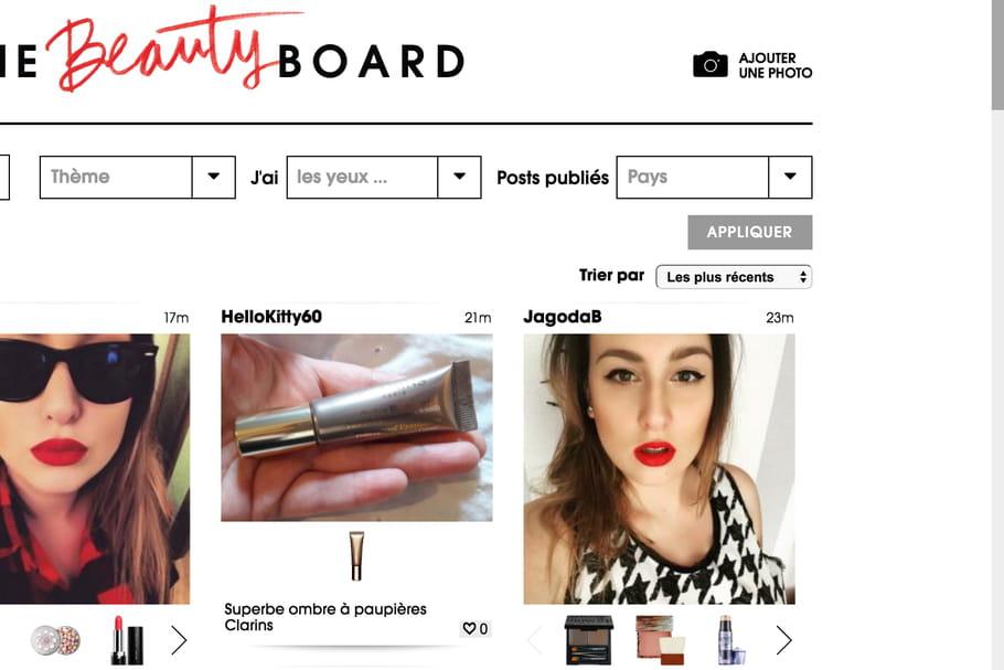 Sephora lance le 1er réseau social dédié à la beauté