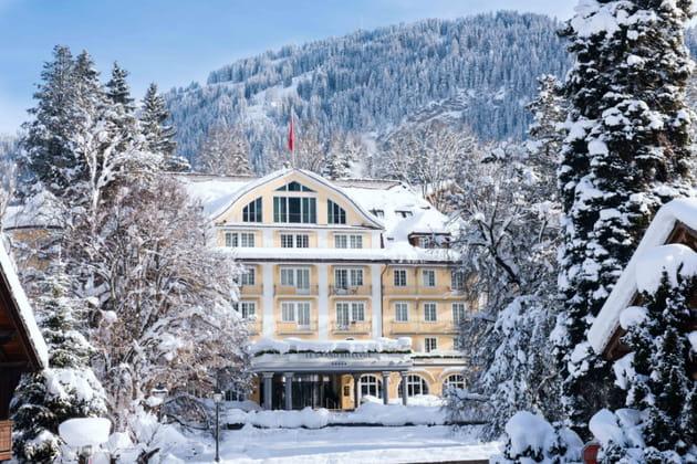 Hôtel***** Le Grand Bellevue