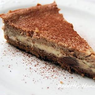 Cheese Cake Pralinoise Chocolat Blanc