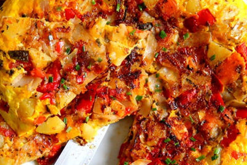Recettes d'omelettes et tortillas